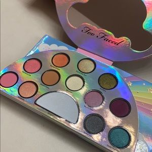 Too faced life's a festival palette new in box